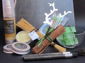 Velart presenta una linea de productos para limpieza de macetas de bonsai