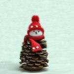 muñeco nieve grande