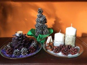 centros de mesa originales para navidad