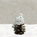muñeco nieve pequeño