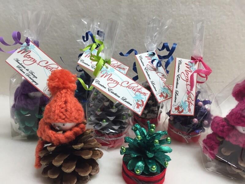 Nuevo encargo obsequio navide o para clientes cosas ninis - Detalles de ganchillo para regalar ...